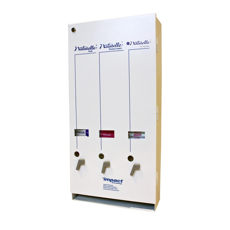 Impact Products 25191200 sanitary napkin dispenser