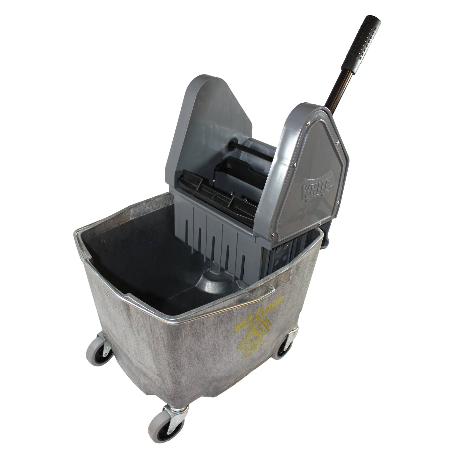 Impact Products 4G/2635-3G mop bucket wringer combination