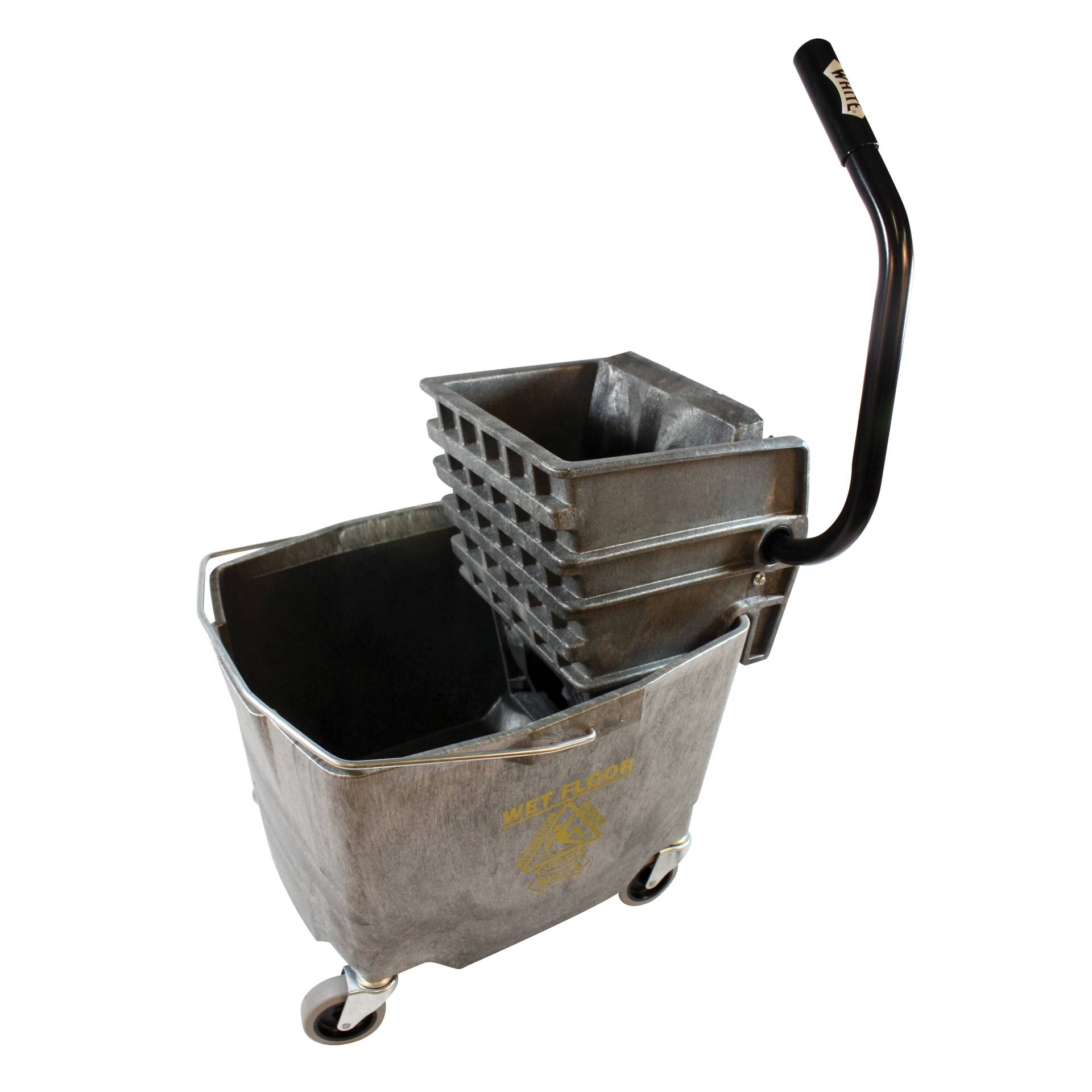 Impact Products 6G/2635-3G mop bucket wringer combination