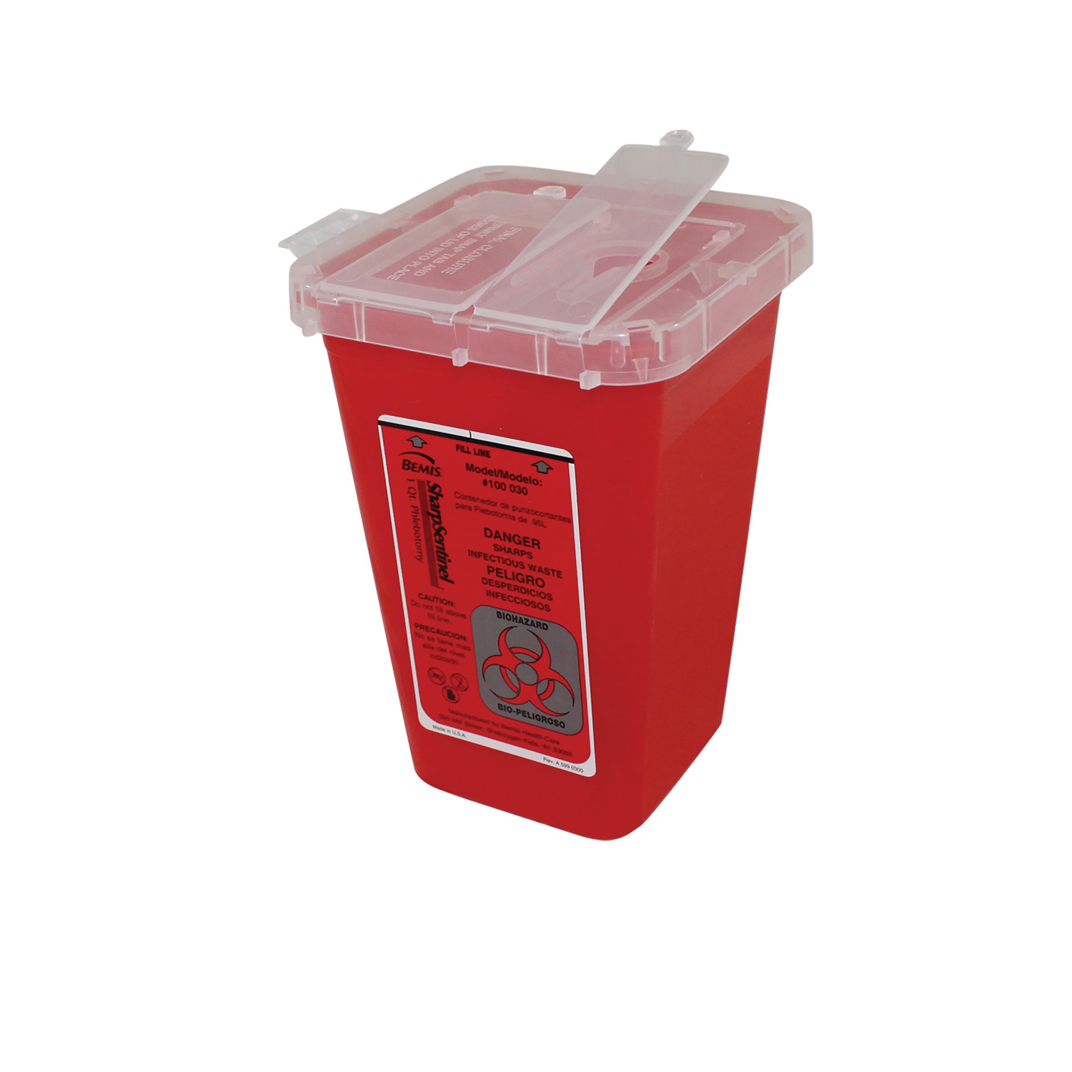 Impact Products 7350 sharps disposal