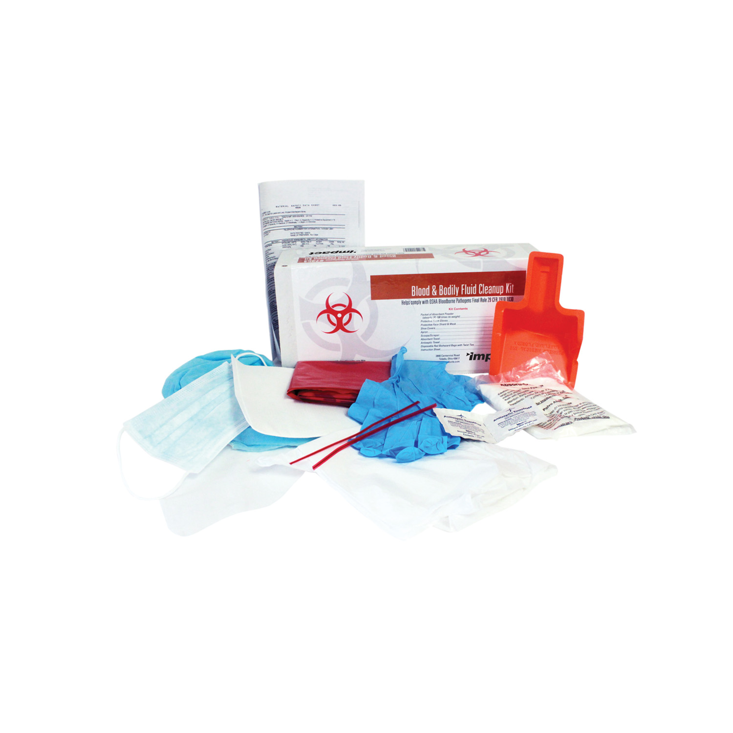 Impact Products 7353 first aid supplies