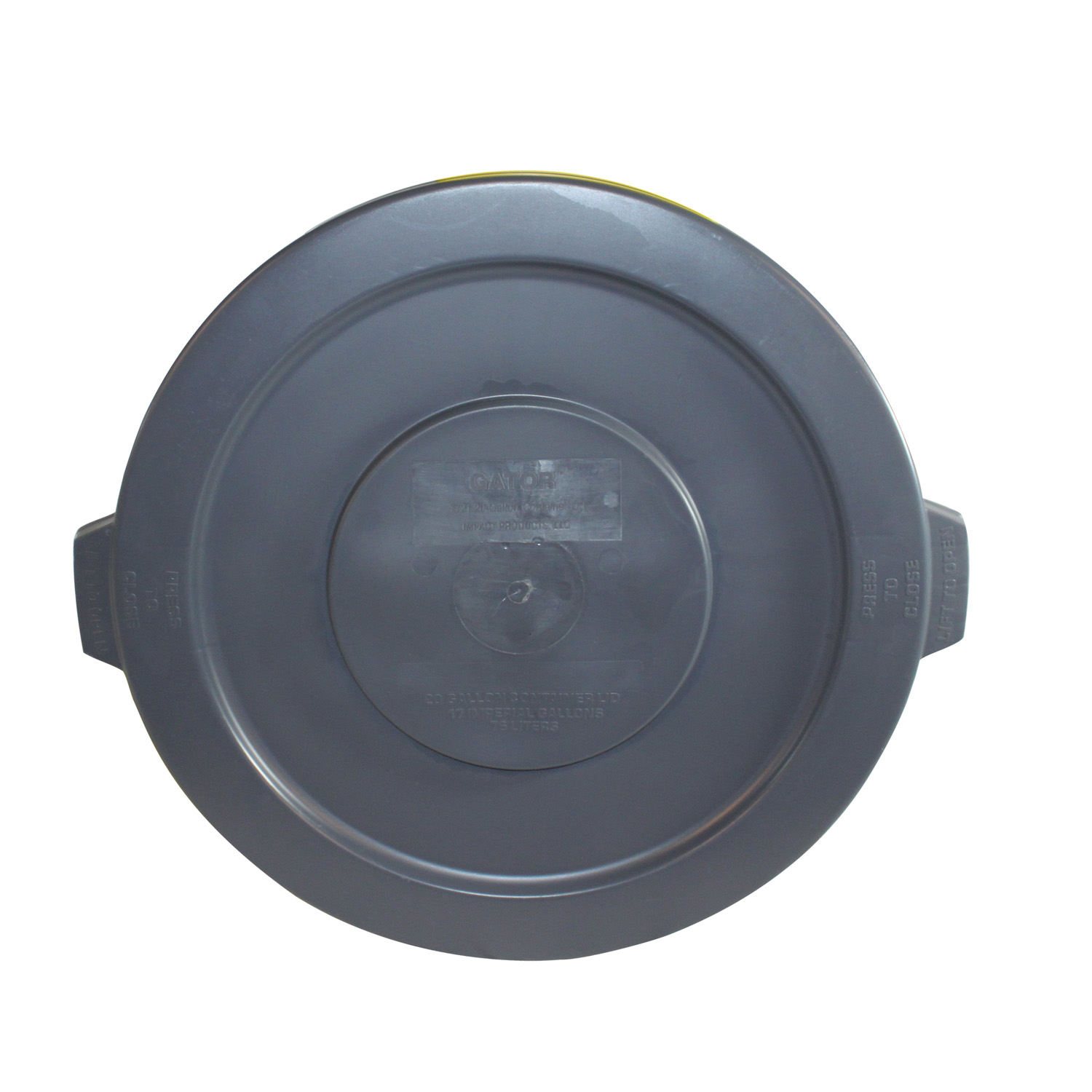 3700-022 Impact Products 7721-3 trash receptacle lid / top