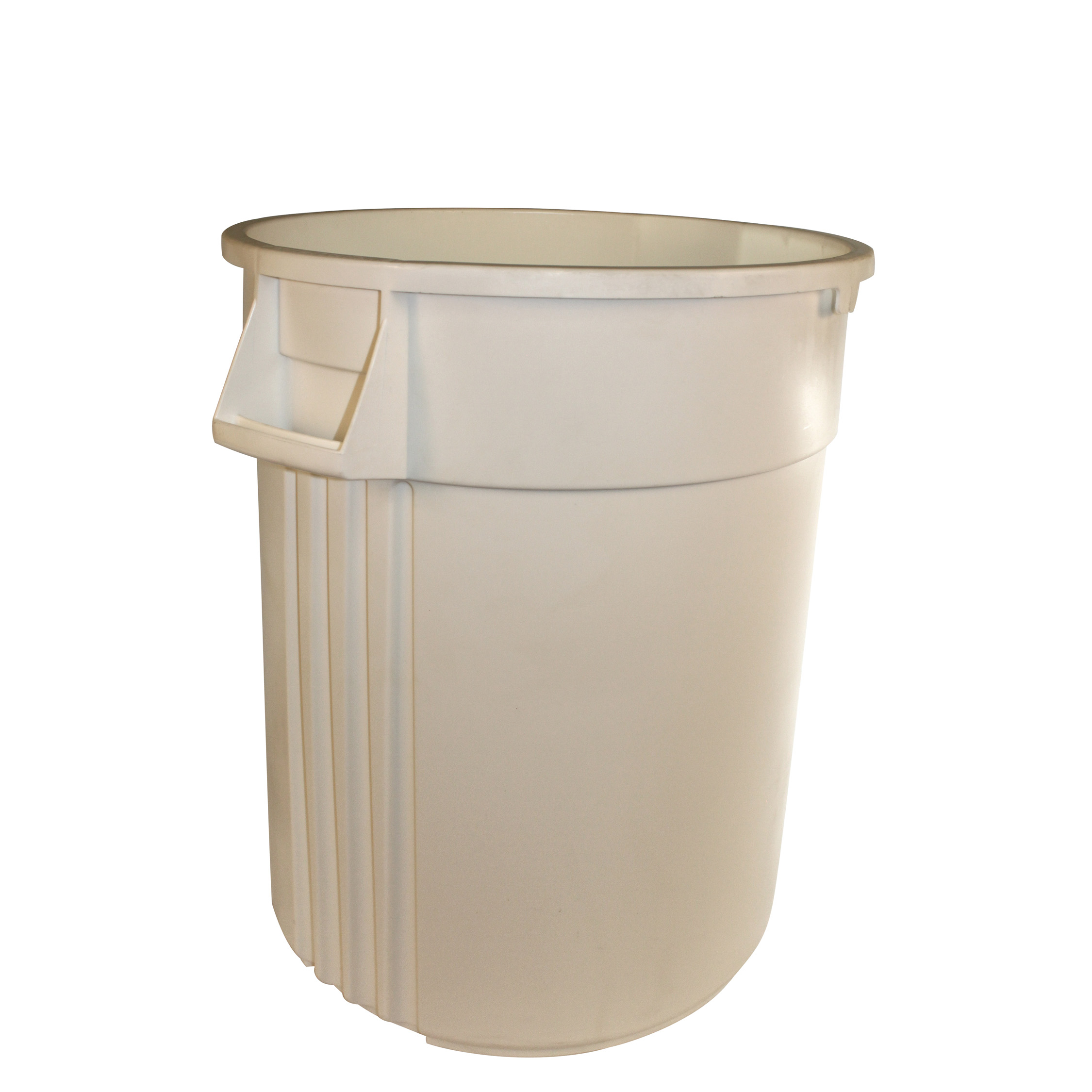 3700-0392 Impact Products 7744-1 trash can / container, commercial
