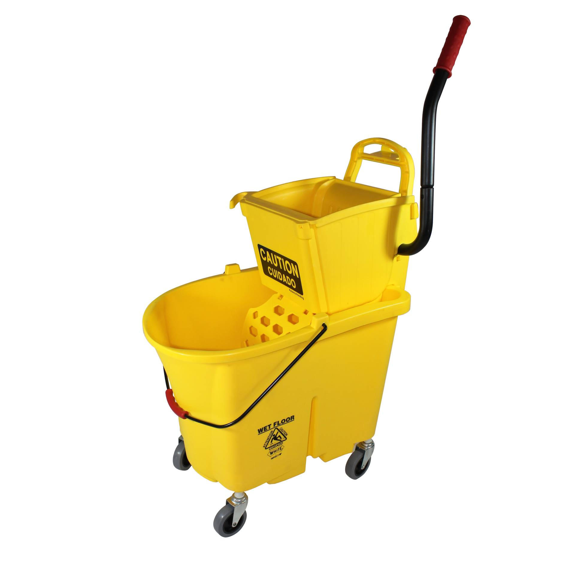 Impact Products 8Y/2637-3Y mop bucket wringer combination
