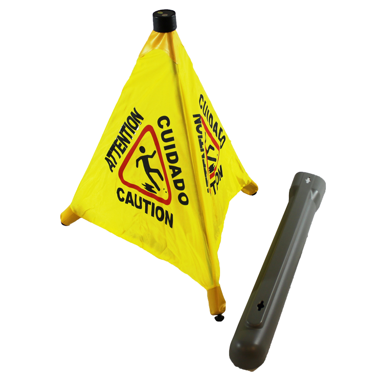 Impact Products 9183 sign, wet floor