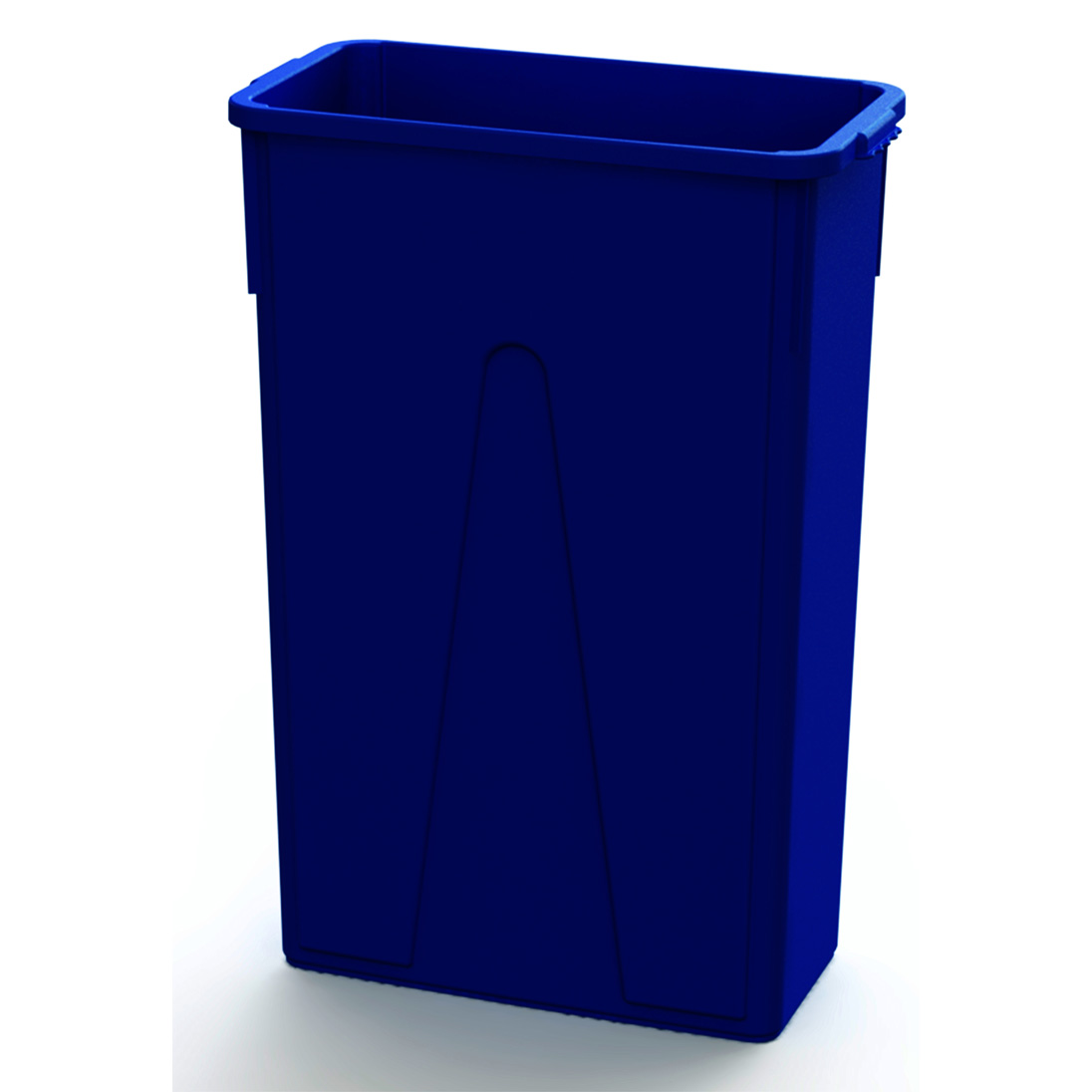 Impact Products STC2304 trash receptacle, indoor