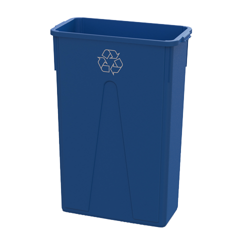 Impact Products STC2304RL trash receptacle, indoor
