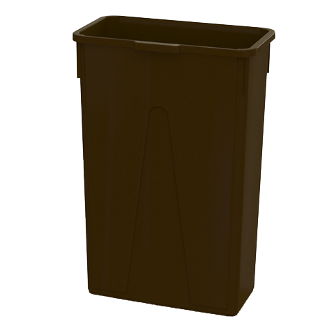 Impact Products STC2306 trash receptacle, indoor