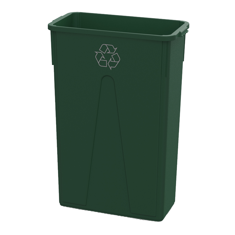 Impact Products STC2307RL trash receptacle, indoor