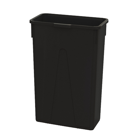 Impact Products STC2310 trash receptacle, indoor
