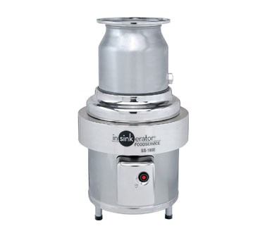 InSinkErator SS-1000-12AAS101 disposer