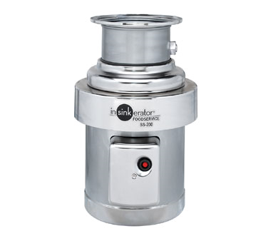 InSinkErator SS-200-12B-MSLV disposer