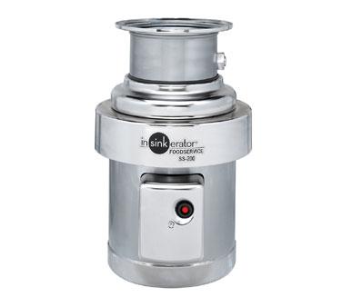 InSinkErator SS-200-15B-MSLV disposer