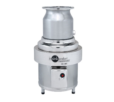 InSinkErator SS-300-15B-MS disposer