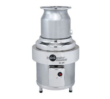InSinkErator SS-500-18B-MS disposer