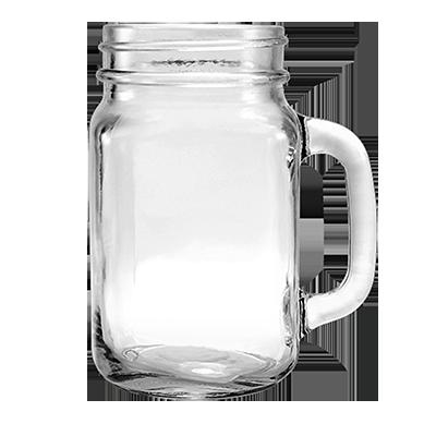 International Tableware 1322 glass, mason jar