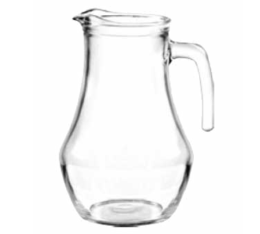 International Tableware 2531 pitcher, glass
