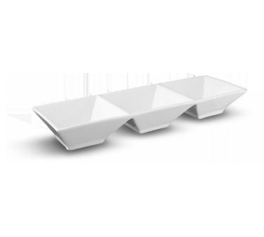 International Tableware FA3-9 china, compartment dish bowl