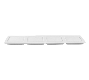International Tableware FA-440 tray, compartment, china