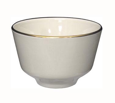 International Tableware FL-4 bouillon cups, china