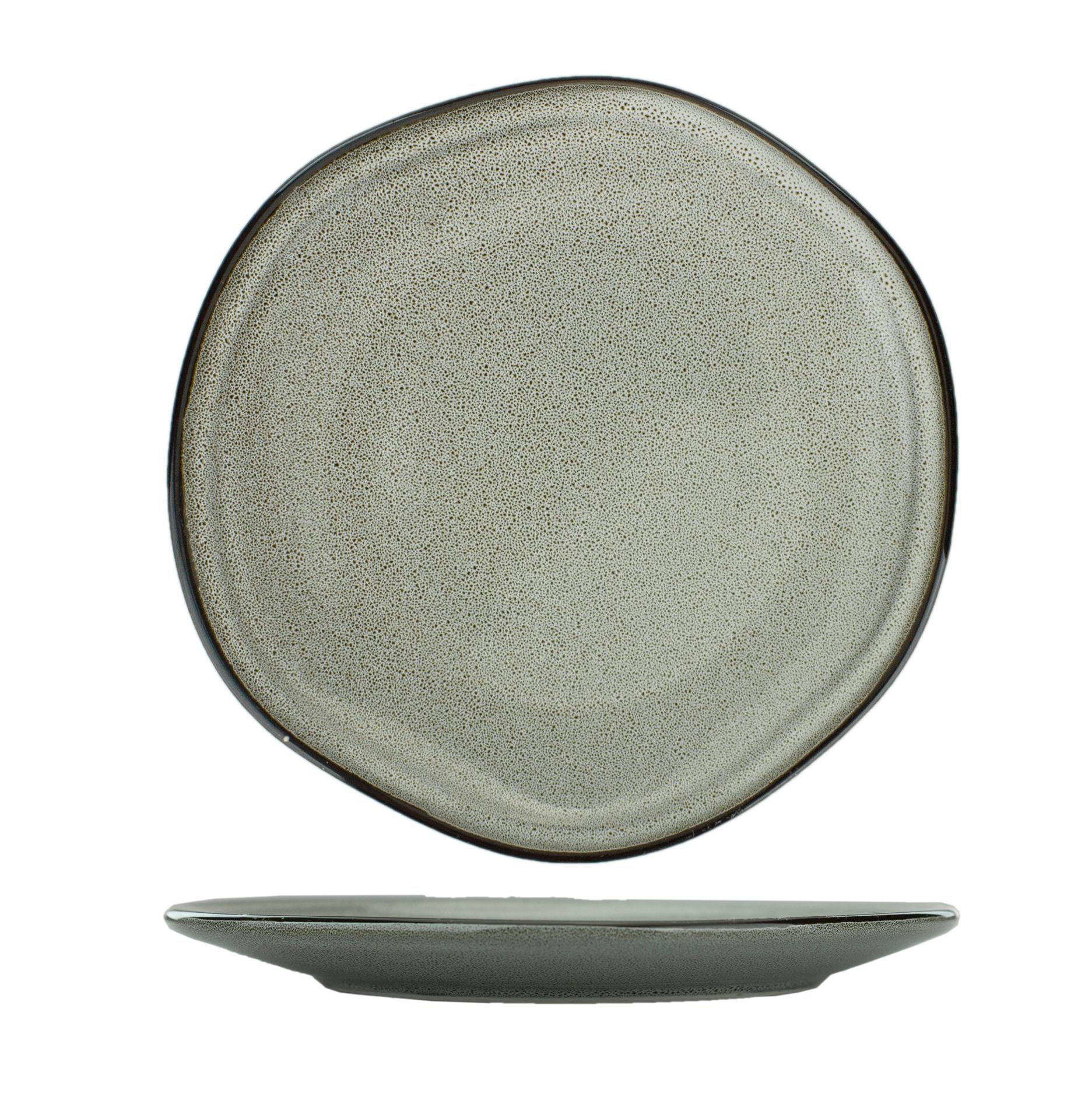 International Tableware LU-16-AS plate, china
