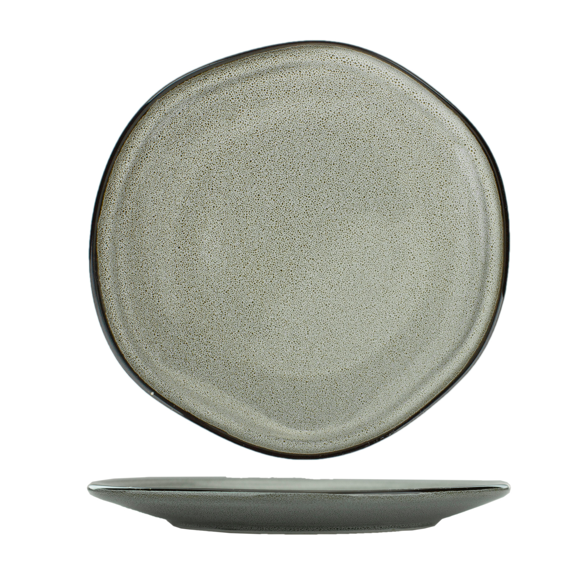 International Tableware LU-5-AS plate, china