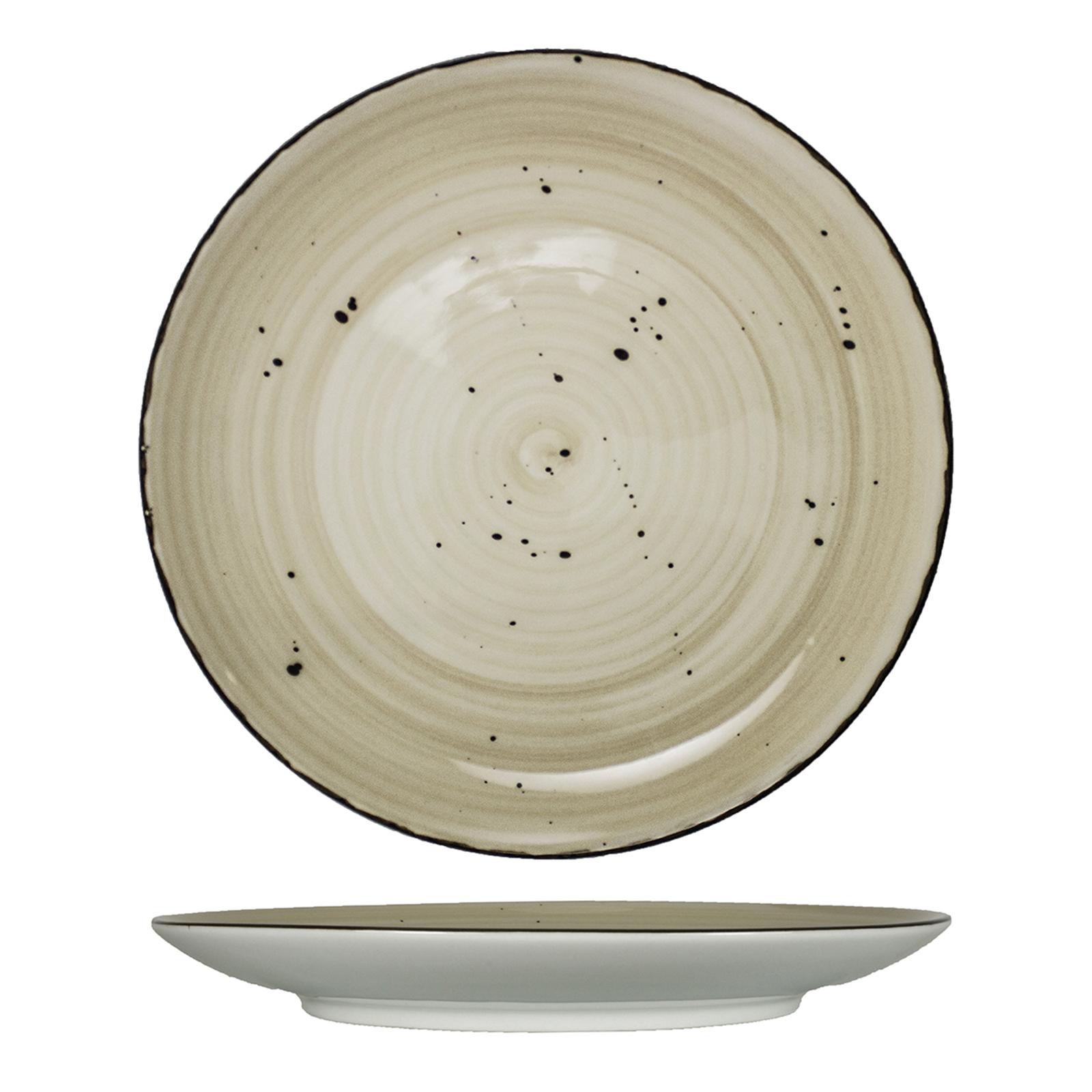 International Tableware RT-8-WH plate, china