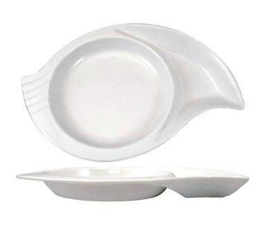 International Tableware SN-8-EW china, compartment dish bowl