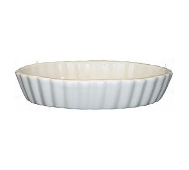 International Tableware SOFR-55-AW creme brulee / flan dish, china