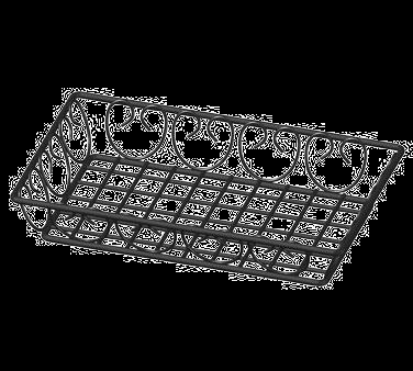 International Tableware WB-215 basket, tabletop, metal