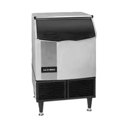 Ice-O-Matic ICEU150FW ice maker with bin, cube-style