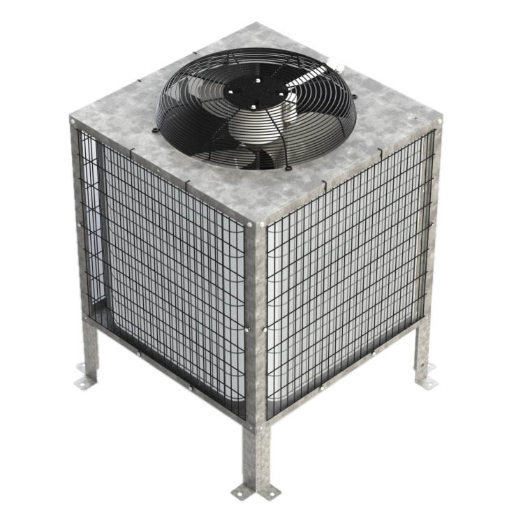 Ice-O-Matic RGA1061-HM remote condenser unit