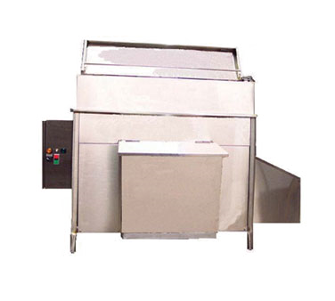 Insinger POWER SCRAPPER food waste collector