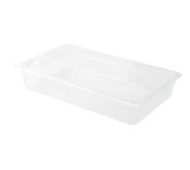 Crown Brands, LLC 59104 food pan, plastic