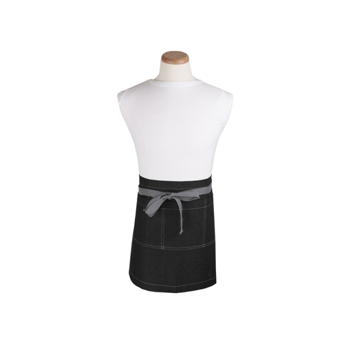 John Ritzenthaler Company 3PWACELBKD waist apron