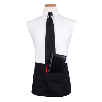 John Ritzenthaler Company CL3PWACBK-1 waist apron