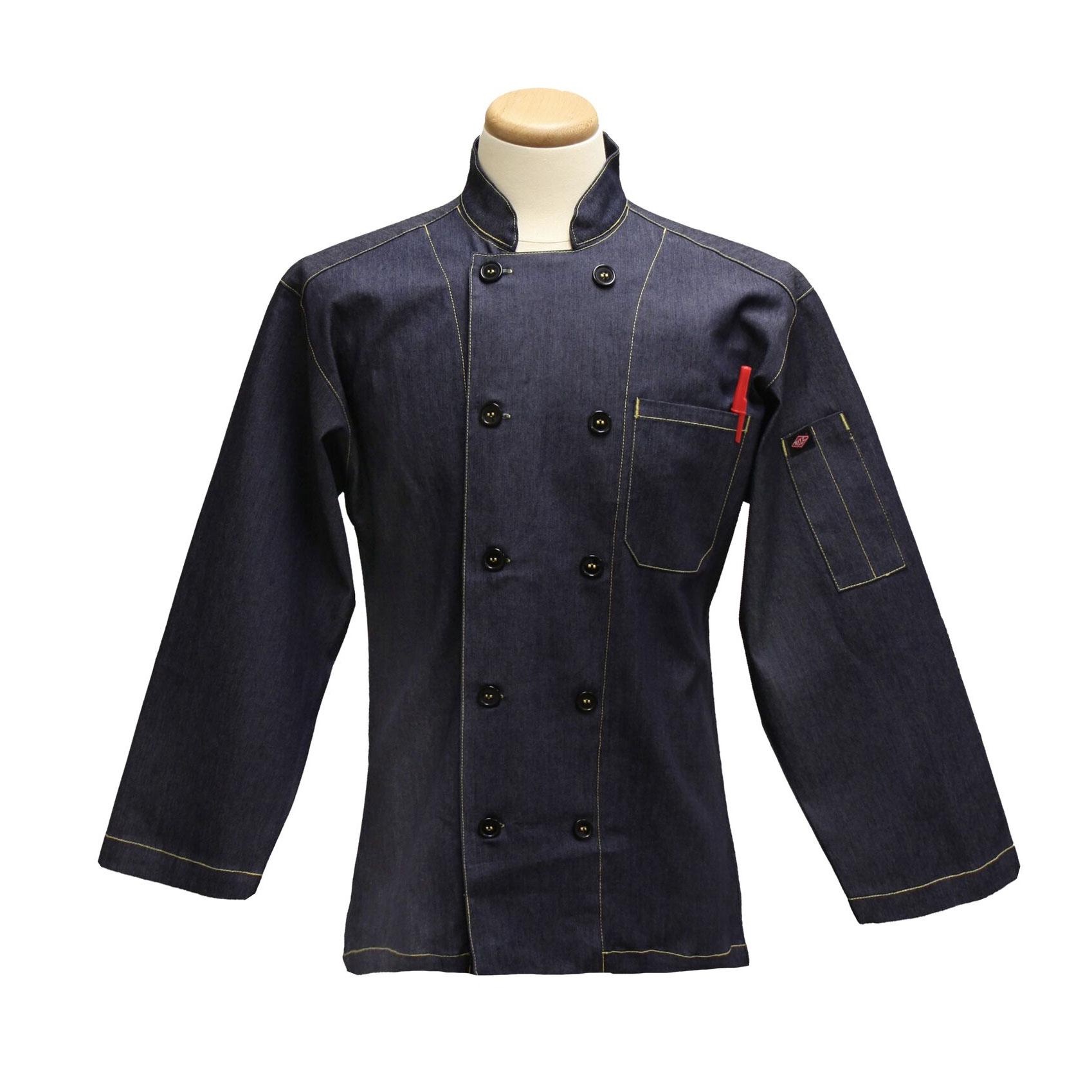 John Ritzenthaler Company RZDCOAT1X chef's coat