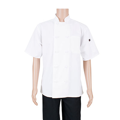 John Ritzenthaler Company RZSSKBWH4X chef's coat