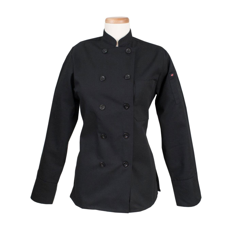 John Ritzenthaler Company RZWWCOATBK1X chef's coat