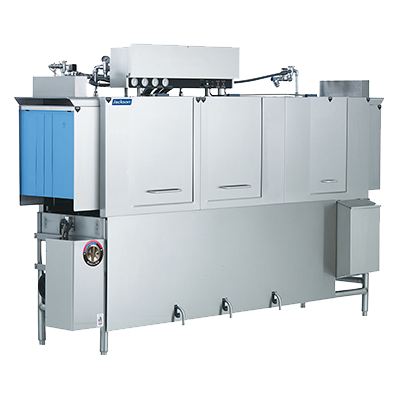 Jackson WWS AJ-100CS dishwasher, conveyor type
