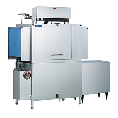 Jackson WWS AJ-44CGP dishwasher, conveyor type