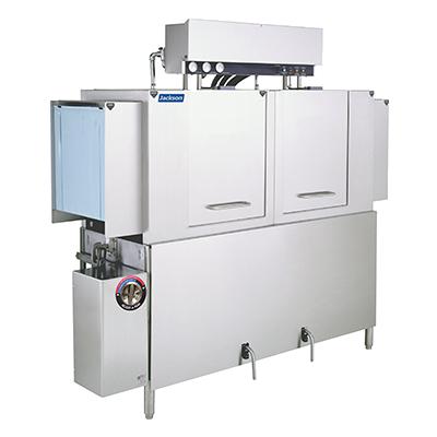Jackson WWS AJ-64CE dishwasher, conveyor type