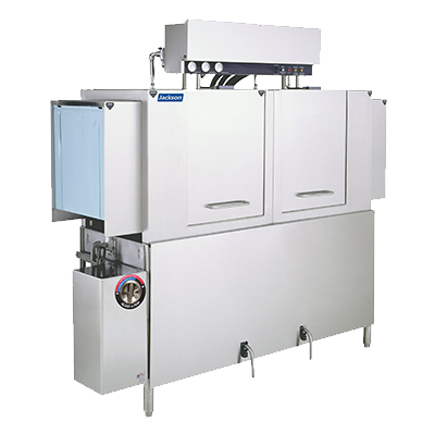 Jackson WWS AJ-64CS dishwasher, conveyor type