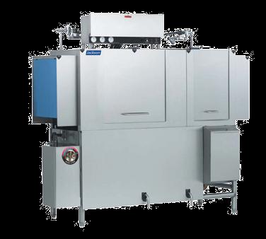 Jackson WWS AJX-76CE dishwasher, conveyor type