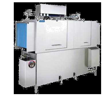 Jackson WWS AJX-80CE dishwasher, conveyor type
