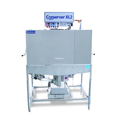 Jackson WWS CONSERVER XL2C dishwasher, door type