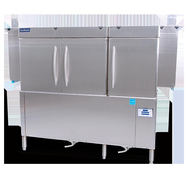 Jackson WWS RACKSTAR 66CE dishwasher, conveyor type