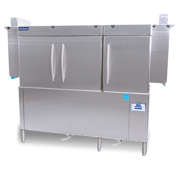 Jackson WWS RACKSTAR 66CS dishwasher, conveyor type