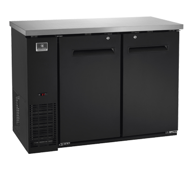 Kelvinator Commercial KCBB48SB-HC back bar cabinet, refrigerated