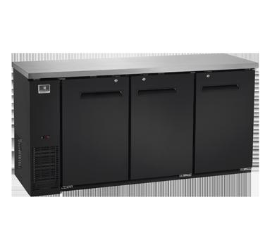 Kelvinator Commercial KCBB72SB-HC back bar cabinet, refrigerated